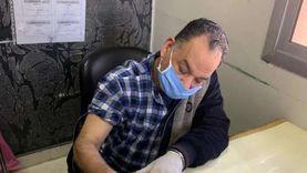 صحة بورسعيد تبدأ تطعيم الفرق الطبية بلقاح كورونا