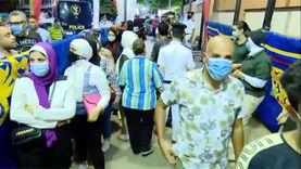 إقبال كثيف من المواطنين قبيل انتهاء انتخابات الشيوخ في يومها الأول