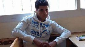 أسرة أحمد تبحث عن حقه منذ عام.. طعنوه بسلاح أبيض داخل مدرسة بالمنزلة