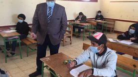 «تعليم جنوب سيناء» تعلن تفاصيل امتحانات الإعدادية اليوم: «حضور 99%»