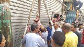 تحرير مخالفات تموينية للمخابز وحملات على محال الجزارة بالمنيا