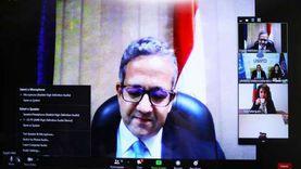 وزير الآثار يشارك في اجتماع لجنة أزمة السياحة العالمية
