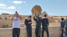 «التنشيط السياحي» توزع هدايا تذكارية ودعائية للمشاركين في مونديال اليد