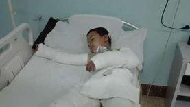 """""""ومن التنمر ما قتل"""".. حكاية الطفل محمد بعد وفاته: 10 عمليات لم تنقذ حياته"""