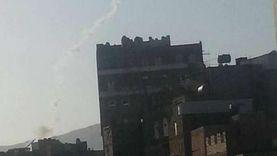 الدفاع المدني: تضرر منزل بالرياض إثر سقوط شظايا من تدمير صاروخ الحوثي
