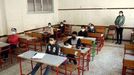 التعليم: نسبة حضور امتحانات الصف السادس الابتدائي 97.7%