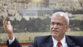 فتح: أطباء فلسطينيون يرافقون عريقات أثناء تلقي العلاج بمستشفى إسرائيلي