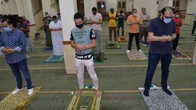 انتهاء أعمال التكبير الجماعي بالمساجد عصر اليوم