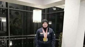 طالبة من كفر الشيخ تحصد 3 ذهبيات ببطولة العالم لرفع الأثقال للمكفوفين