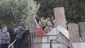 عاجل.. إصابة عشرات الفلسطينيين بـ«اختناق» خلال مواجهات مع الاحتلال