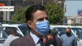 """رئيس """"سرفيس القاهرة"""": 90% من السائقين ملتزمون بالكمامة"""