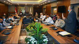 محافظ جنوب سيناء: الدمج بين مجالس المدن ومديرية الضرائب العقارية