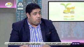 """""""زيدان"""" يقترح تدشين عيد قومي لمشروع 1.5 مليون فدان"""