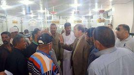 محافظ كفر الشيخ يوجه بتسهيل تلقي طلبات التصالح بمخالفات البناء
