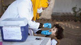 صحة الشرقية: حملة شلل الأطفال تحقق 100% من المستهدف في 3 أيام