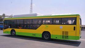 النقل العام: إطلاق 20 أوتوبيسًا مكيفًا على 3 خطوط خلال أيام