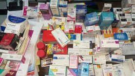 ضبط منشطات جنسية ومخدرات في صيدلية غير مرخصة بالفيوم