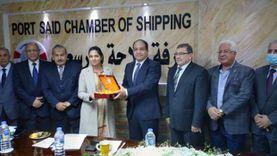 ملاحة بورسعيد تبحث سبل التعاون الاستثماري مع ملحق باكستان التجاري