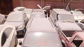 تفاصيل مزاد 29 أغسطس للسيارات المخزنة بجمارك مطار القاهرة