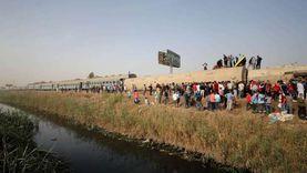 رحلة قطار رسلان في المنصب تتوقف بعد 3 سنوات.. والحصيلة 5 كوارث