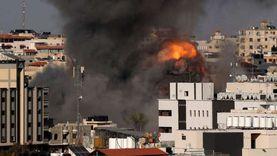 عاجل.. غارات إسرائيلية تدمر برج الأندلس السكني غربي غزة