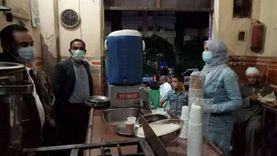 تغريم 16 مواطنا لعدم التزامهم بارتداء الكمامة في فارسكور
