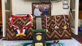 عزاء البطل أحمد إدريس في الإسكندرية
