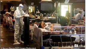 مستشفيات علاج كورونا في الهند