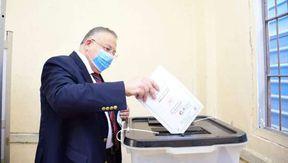 السيد محمود الشريف وكيل مجلس النواب