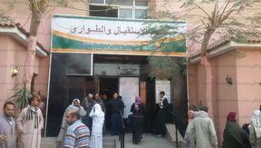 المستشفى الجامعي ببني سويف