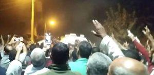 تشييع جثمان الطالب ضحية التختة الأولى بكفر الشيخ