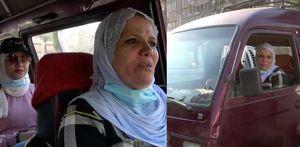 أم ياسمين سائقة تمناية