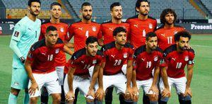 تشكيل منتخب مصر أمام ليبيا