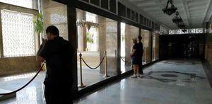 مواطنون يزورون ضريح جمال عبد الناصر في ذكرى ثورة 23 يوليو: يوم ميتنسيش