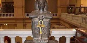 قصة التمثال المسحور بالمتحف المصرى