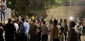 شهود عيان يروون تفاصيل حادث قطار حلوان: «طلعنا جثتين لحد دلوقتي»