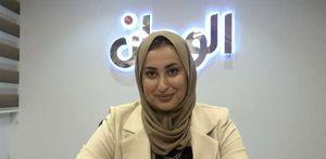 الصحفية هبة هشام رئيسا لتحرير الوطن 24 ساعة