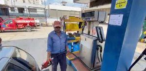 هدوء يسود البنزينات في أول يوم تطبيق لزيادة الـ25 قرشا
