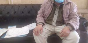 «أشرف» أصيب بـ11 جلطة واتحرم من معاشه بسبب تشخيص الدكتور: هاكل منين