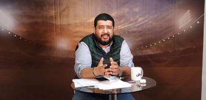 استاد الوطن مع أحمد عويس