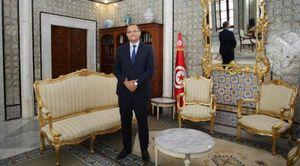 وزير الداخلية التونسي الجديد وليد الذهبي