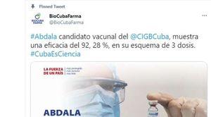 «بيوكوبافارما»: لقاح عبدالله يظهر فعالية بنسبة تزيد على 92%