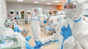 المستشفيات الروسية تستعد لاستقبال المصابين بسلالة «كورونا» الجديدة