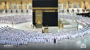السعودية تُقدم تسهيلات جديدة لأداء صلاة الجمعة بالمسجد الحرام