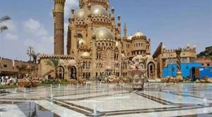 مسجد الصحابة بشرم الشيخ