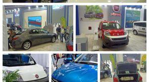 سيارات الغاز الطبيعي بمعرض الإحلال والتجديد