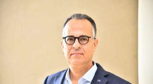 علاء عاقل رئيس لجنة تسيير أعمال غرفة المنشآت الفندقية