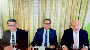 تنظيم السفارة المصرية في النمسا لفعالية اقتصادية