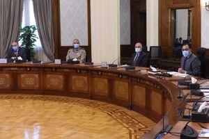 رئيس الوزراء يتابع إجراءات عقد امتحانات الثانوية العامة والاستخدام الأمثل لمياه الصرف المعالجة