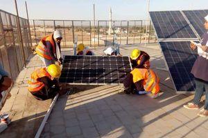 مدرسة الطاقة الشمسية ببنبان ضمن مدارس القمة بأسوان